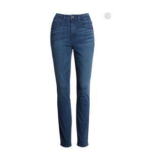 • Good American • Good Legs High Waist Skinny Jean